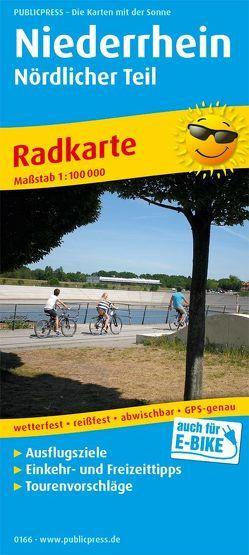 Niederrhein – Nördlicher Teil