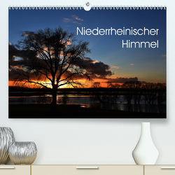 Niederrheinischer Himmel (Premium, hochwertiger DIN A2 Wandkalender 2021, Kunstdruck in Hochglanz) von Fotoart - Bernd Steckelbroeck,  BS