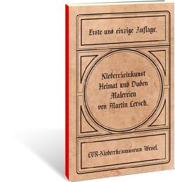 Niederrheinkunst Heimat und Duden von Lersch,  Martin, van der Grinten,  Aline, van der Grinten,  Misia, Veltzke,  Veit