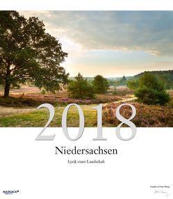 Niedersachsen – Lyrik einer Landschaft 2018