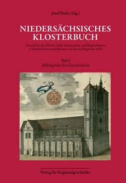 Niedersächsisches Klosterbuch von Dolle,  Josef, Knochenhauer,  Dennis