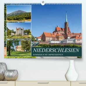 NIEDERSCHLESIEN Sommerliche Impressionen (Premium, hochwertiger DIN A2 Wandkalender 2021, Kunstdruck in Hochglanz) von Viola,  Melanie