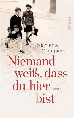 Niemand weiß, dass du hier bist von Giampietro,  Nicoletta