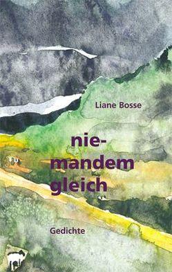 Niemandem gleich von Bosse,  Liane, Hartinger,  Christel, Ilg,  Rainer