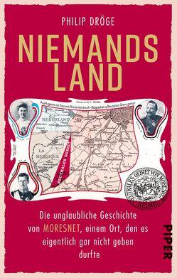 Niemands Land von Burkhardt,  Christiane, Dröge,  Philip