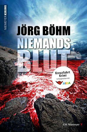 Niemandsblut von Böhm,  Jörg