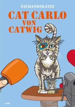 Niemandskatze Cat Carlo von Catwig von Gofferjé,  Cora, Groth,  Christina