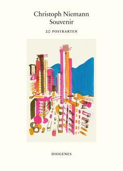 Souvenir (Postkartenbuch) von Niemann,  Christoph
