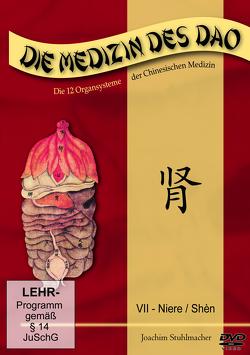 Niere / Shèn von Seebeck,  Andreas, Stuhlmacher,  Joachim