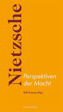 Nietzsche von Krause,  Ralf