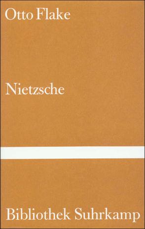 Nietzsche von Flake,  Otto