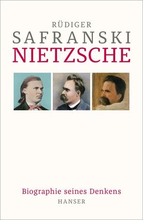 Nietzsche von Safranski,  Rüdiger