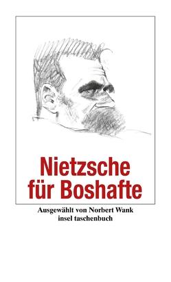 Nietzsche für Boshafte von Nietzsche,  Friedrich, Wank,  Norbert