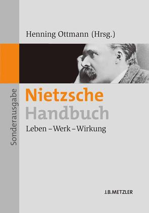 Nietzsche-Handbuch von Ottmann,  Henning