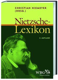 Nietzsche-Lexikon von Niemeyer,  Christian
