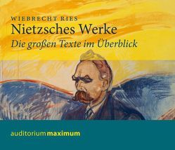 Nietzsches Werke von Ries,  Wiebrecht