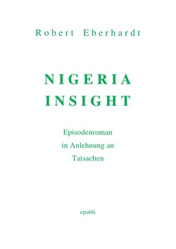 NIGERIA INSIGHT von Eberhardt,  Robert