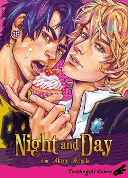 Night and Day von Atsushi,  Akira