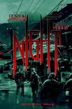 Night (Gebunden) von Daray,  Adrian