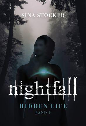 Nightfall von Stocker,  Sina, ViCON,  Verlag