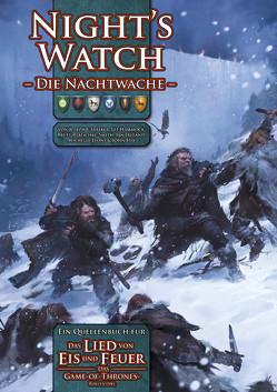 Night's Watch – Nachtwache von Carriker ,  Joseph