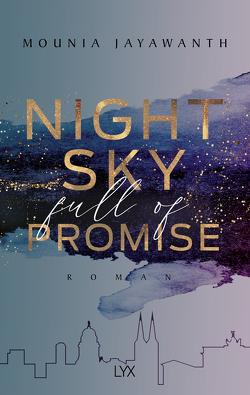 Nightsky Full Of Promise von Jayawanth,  Mounia