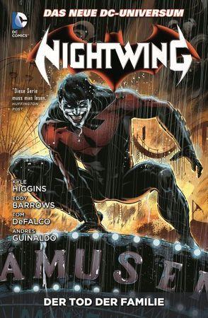 Nightwing von Barrows,  Eddy, DeFalco,  Tom, Guinaldo,  Andres, Higgins,  Kyle, Ryp,  Juan Jose