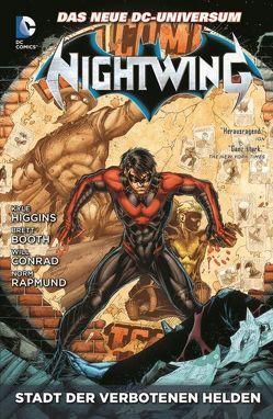 Nightwing von Brooth,  Brett, Conrad,  Will, Higgins,  Kyle