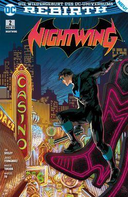 Nightwing von Fernández,  Javier, Pannor,  Stefan, Seeley,  Tim, Takara,  Marcio, To,  Markus
