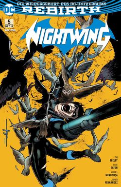 Nightwing von Eaton,  Scot, Fernández,  Javier, Mendonça,  Miguel, Pannor,  Stefan, Seeley,  Tim