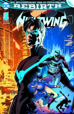Nightwing von Fernández,  Javier, Paquette,  Yanick, Seeley,  Tim