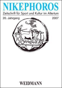 Nikephoros – Zeitschrift für Sport und Kultur im Altertum von Decker,  Wolfgang, Weiler,  Ingomar