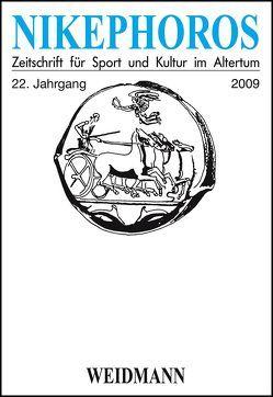 Nikephoros – Zeitschrift für Sport und Kultur im Altertum von Decker,  Wolfgang, Howie,  James G., Mauritsch,  Peter, Petermandl,  Werner, Rollinger,  Robert, Ulf,  Christoph, Weiler,  Ingomar