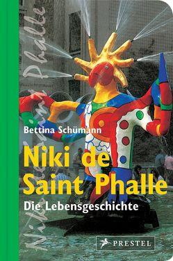 Niki de Saint Phalle von Schümann,  Bettina