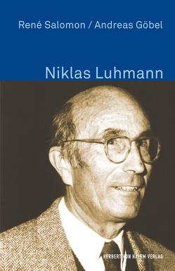 Niklas Luhmann von Goebel,  Andreas, Solomon,  René