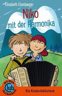 Niko mit der Harmonika von Chalmers,  Natasha, Ebenberger,  Elisabeth