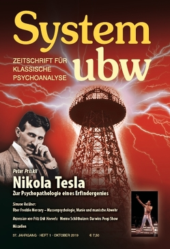 Nikola Tesla – Zur Psychopathologie eines Erfindergenies von Funke,  Judith, Hoevels,  Fritz Erik, Priskil,  Peter, Reißner,  Simone