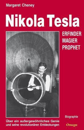 Nikola Tesla von Bongart,  Gisela, Cheney,  Margaret, Meier,  Martin