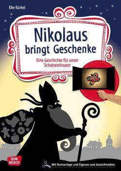 Nikolaus bringt Geschenke von Künkel,  Elke