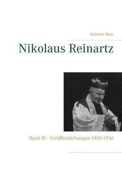 Nikolaus Reinartz von Klein,  Heinrich