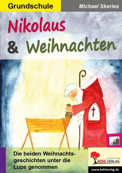 Nikolaus & Weihnachten von Skeries,  Michael