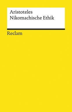 Nikomachische Ethik von Aristoteles, Krapinger,  Gernot