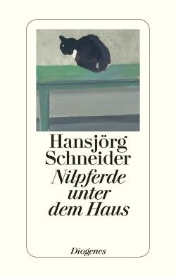 Nilpferde unter dem Haus von Schneider,  Hansjörg