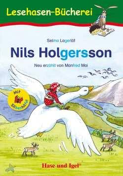 Nils Holgersson / Silbenhilfe von Dorkenwald,  Petra, Lagerloef,  Selma, Mai,  Manfred