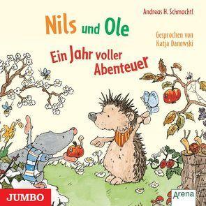Nils und Ole von Danowski,  Katja, Schmachtl,  Andreas H.