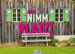 NIMM PLATZ! Kalender 2019