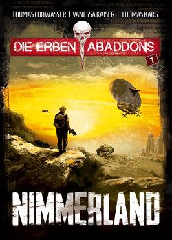 Nimmerland von Kaiser,  Vanessa, Karg,  Thomas, Lohwasser,  Thomas