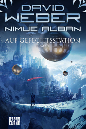 Nimue Alban: Auf Gefechtsstation von Ritgen,  Ulf, Weber,  David