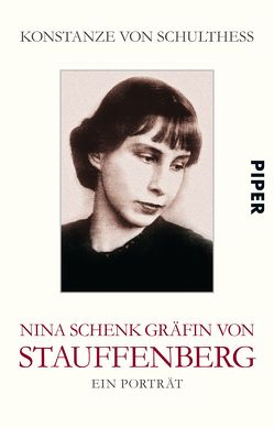 Nina Schenk Gräfin von Stauffenberg von Schulthess,  Konstanze von