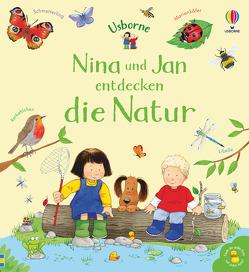 Nina und Jan entdecken die Natur von Hues,  Nat, Nolan,  Kate, Taylor-Kielty,  Simon